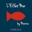 LOGO L'Effet mer by Marine
